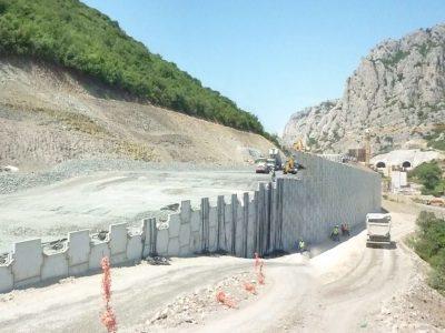 Armos Αυτοκινητόδρομος Demir Kapija 2